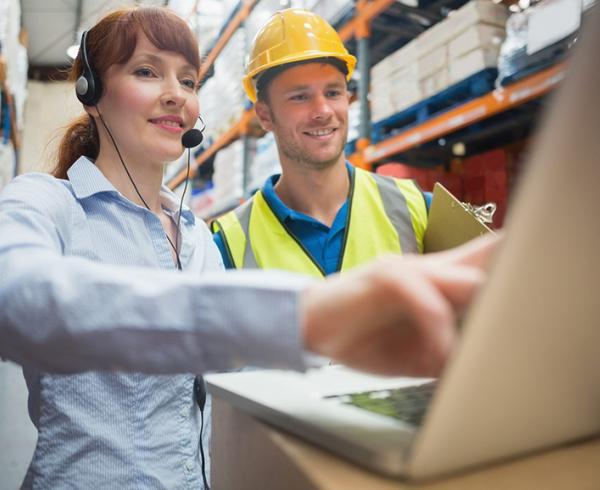 Logistické služby pro on-line obchody