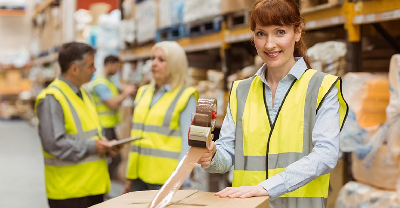 Realizace komplexních velkoobjemových zakázek v oblasti balení a kompletace