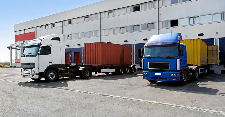 Logistická centra, komplexní služby v oblasti skladové logistiky